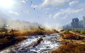 Picture The Witcher, The Witcher, The Witcher 3: Wild Hunt, Geralt of Rivia, The Witcher 3: …