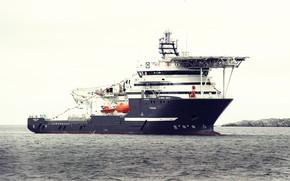 Picture The ocean, Sea, The ship, Technique, Vessel, Offshore, Offshore Supply Ship, Supply Ship, Olympic Delta, …