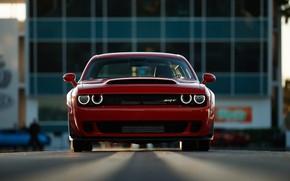 Picture Muscle, Dodge Challenger, SRT, Demon, Vehicle