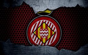 Picture wallpaper, sport, logo, football, Girona