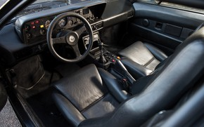 Picture interior, BMW, BMW M1, E26, M1