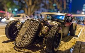 Picture Car, Custom, Modified, Rat rod