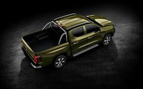 Picture top, Peugeot, pickup, 2020, Country trek, Changan Kaicene F70