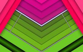 Picture background, gradient, shadows, figure, color