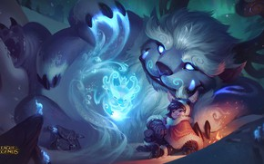 Picture League of Legends, B, Willump