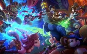 Picture the game, fantasy, art, Guild Wars Event Illustration, Getting Even - Guild Wars Wiki, Christian …