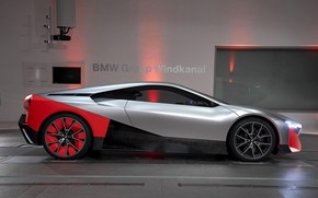 Picture coupe, BMW, the room, 2019, Vision M NEXT Concept