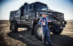 Picture Sport, Truck, Race, Master, Russia, Kamaz, Rally, KAMAZ-master, Rally, KAMAZ, The roads, Best, RedBull, Master, …