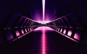 Picture Background, Synth, Synthwave, New Retro Wave, Total-Chuck, Futuresynth, Synthwave - Aesthetic Corridor, Aesthetic Corridor, Sintav, …