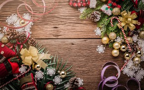 Picture decoration, New Year, Christmas, Christmas, wood, New Year, decoration, xmas, Merry