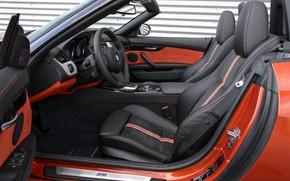 Picture BMW, the door, Roadster, salon, 2013, E89, BMW Z4, Z4, sDrive35is