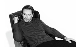 Picture look, male, Hugh Jackman