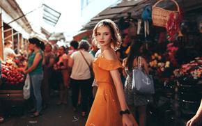 Picture look, Girl, Sasha Rusko, Anastasia Emelyanova