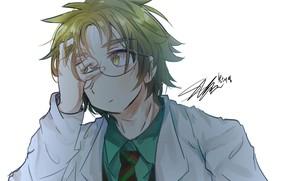 Picture glasses, Dr., guy, Angel bloodshed, Satsuriku no Tenshi