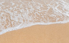 Picture sand, sea, wave, beach, summer, shore, summer, beach, sea, seascape, sand, wave