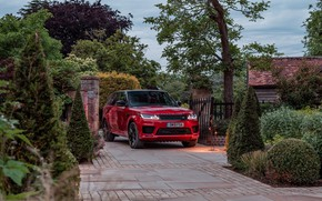 Picture nature, Land Rover, Sport, crossover, HST
