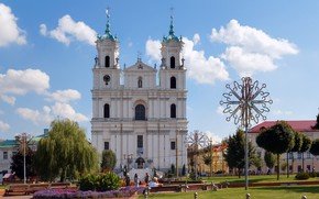 Picture the Church, Grodno, Belarus
