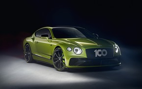 Picture Bentley, Continental GT, Limited Edition, Pikes Peak, 2020