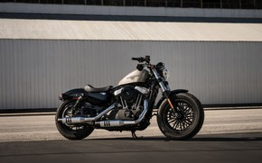 Picture Bike, Harley-Davidson, Motorbike, Forty-Eight