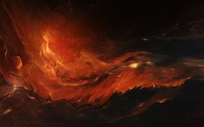 Picture Stars, Space, Nebula, Fantasy, Art, Stars, Space, Art, Fiction, Nebula, StarkitecktDesigns, by StarkitecktDesigns, The Frontier …