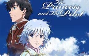 Picture the sky, pilot, Princess