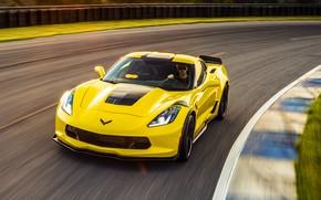 Picture Corvette, Chevrolet, Grand Sport, 2017