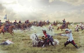 Picture weapons, battle, battle, the battle, warriors