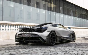 Picture McLaren, Mansory, First Edition, 720S, McLaren 720, MCLAREN 720s Mansory first