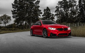 Picture BMW, Light, RED, F82, LED
