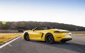 Picture Porsche, Boxster, GTS, 718
