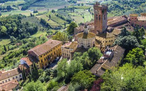 Picture the city, Italy, Tuscany