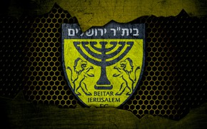 Picture wallpaper, sport, logo, football, Beitar Jerusalem