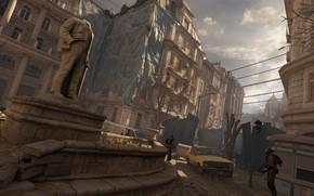 Picture city, the city, Half-Life, screenshot, Alyx, Half-Life: Alyx