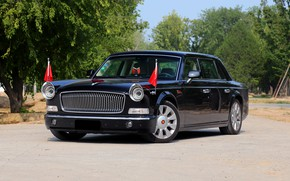 Picture China, Hongqi L5, President Car