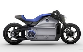 Picture Concept, bike, motorcycle, superbike, sportbike, white background, Voxan Wattman, Electric motorcycle
