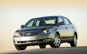 Picture the sky, Toyota, 2009, Avalon