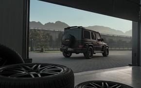 Picture Mercedes-Benz, Brabus, AMG, G-Class, Gelandewagen, G63, Widestar, Brabus 700, Fostla, 2019