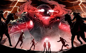 Picture Monstercat, Music, Cover, RIOT, Overkill