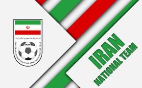 Picture Logo, Soccer, Iran, Emblem, Team Melli, Iran National Football Team, Islamic Republic of Iran