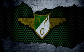 Picture wallpaper, sport, logo, football, Moreirense