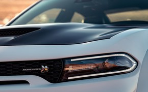 Picture Logo, Dodge Charger, Tuning, Super Bee, Widebody, Scat Pack