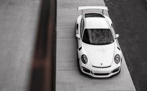 Picture 911, Porsche, White, GT3RS, VAG