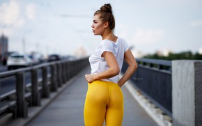 Picture ass, model, Girl, legs, Anna Grace, Maxim Romanov