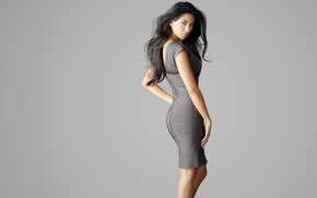 Picture girl, actress, beauty, girl, sexy, eyes, smile, beautiful, figure, model, pretty, beauty, lips, hair, brunette, …