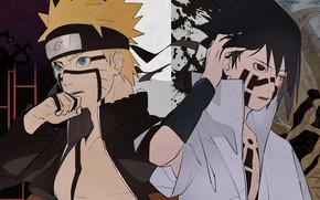 Picture guys, Naruto, Naruto, Sasuke Uchiha, Uzumaki Naruto