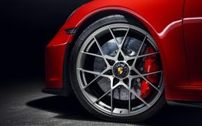 Picture wheel, 911, Porsche, 2018, Speedster, Concept II