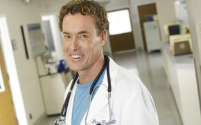 Picture look, the series, hospital, Scrubs, the doctor, Clinic, Percival Cox, John C. McGinley, John C. …