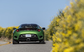 Picture Lotus, rear view, Evora, 2020, USA version, Evora GT