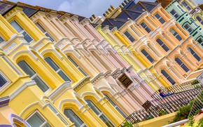 Picture England, building, home, architecture, England, Isle of Man, The Isle Of Man, Port St Mary, …