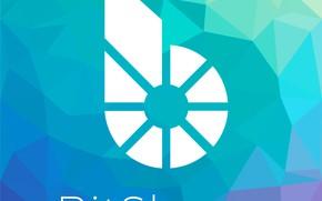 Picture logo, faces, logo, turquoise, fon, bts, BitShares, bitshares, bitchers